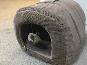 Cat bed house for 10$