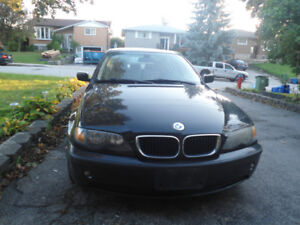 2003 BMW 320i -must sell - $ 2,000