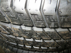4 P205/60R16 NEW ALL SEASON TIRES NEVER INSTALLED $253.00