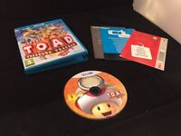 Nintendo Wii u game captain toad