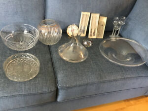 Household items, various and furniture