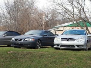 2004 AMG CLK55 and Other Fine Toys