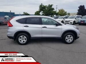 2015 Honda CR-V LX  LX AWD LOCAL TRADE
