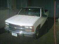 1992 Chevrolet Silverado 1500 Pickup Truck