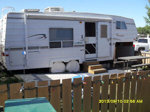 IMMACULATE and well cared for Fifth Wheel FOR SALE!