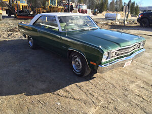 Plymouth Scamp 1973 ( Dodge Dart )