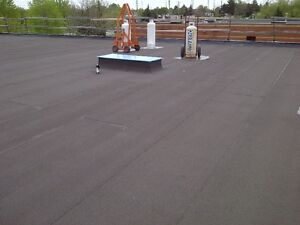 Flat Roofers! Work Every Day! Flat Roofing! Kitchener / Waterloo Kitchener Area image 2