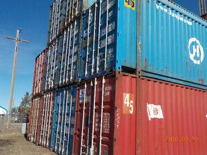 SEA CONTAINERS 45' HIGH CUBE USED