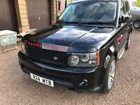 Land Rover Range Rover Sport 3.6TD V8 auto 2010 HSE