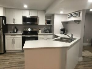 Newly Renovated 2 bedroom downstairs apt available September 7th