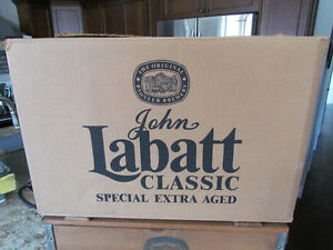 Labatt Classic Special Edition with Wood Case - Numbered Peterborough Peterborough Area image 2