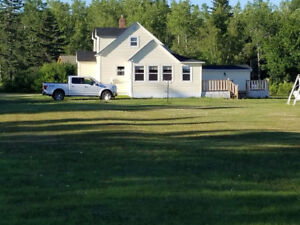 BEAUTIFUL 75 ACRE HOME WITH PRIVATE WATERFRONT CABIN INCLUDED