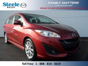 2017 Mazda MAZDA5 GT  OWN FOR $155 BI-WEEKLY WITH $0 DOWN !