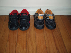 Toddler & Youth  Sneakers size Jr 7 to 12