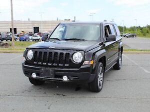 2017 JEEP PATRIOT with Leather Heated Seats!