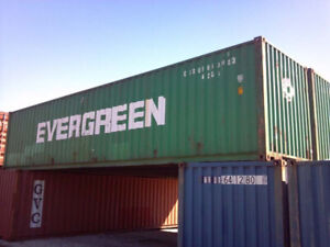 Storage Containers 20'-40'