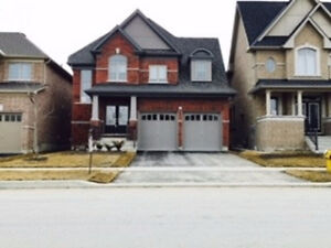 Beautiful Spacious 4+1Bedroom Home For Rent North Oshawa Anytime