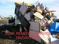 Junk Removal & Spring Cleaning