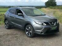 2015 Nissan Qashqai 1.2 DiG-T N-Tec+ 5dr Xtronic Auto Hatchback Petrol Automatic