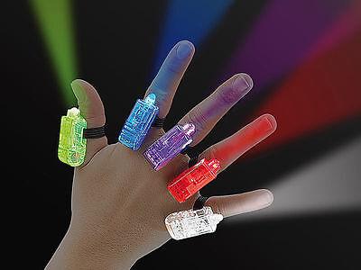 Mit den Fingerlichtern übersieht Dich niemand!