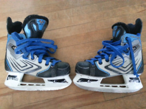 Bauer Vector 3.0 Junior Hockey States - Size 1.5