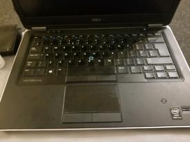 Laptop dell latitude e7440 i7 8gb ram 256gb ssd