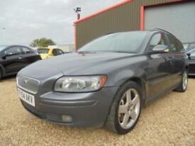 2004 54 VOLVO V50 2.5 T5 SE 5D AUTO 220 BHP