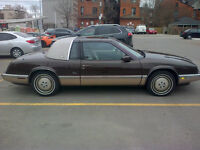 1989 Buick Riviera Coupe $2000 NEED GONE