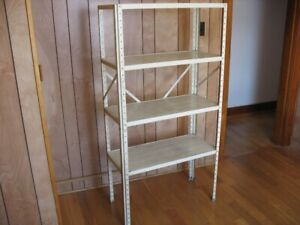 All-Metal Storage Rack