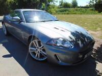 2010 Jaguar XK 5.0 Supercharged V8 R 2dr Auto FSH! Bowers Wilkins Sound! 2 ...