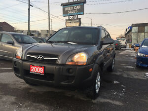 *CERTIFIED*SUPER CLEAN*2009 Hyundai Tucson GL SUV, Crossover