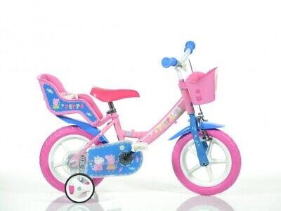 Peppa Pig 12 Inch Childrens Bike Suits ages 3 to 5 years