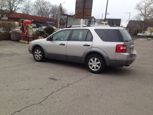 2006 Ford FreeStyle/Taurus X Sedan
