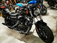 Harley-Davidson Sportster Forty-Eight MY20