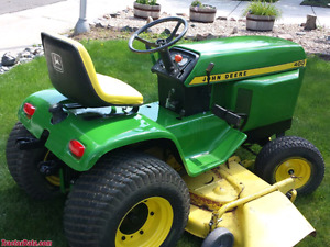 Looking for older from 316 to a 430 John Deere tractors