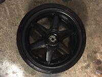 "Mini alloy wheels 18"" . 4x100"