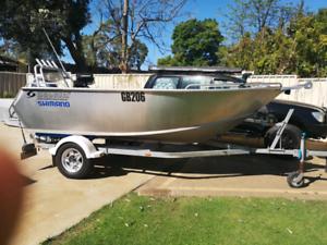 Genesis 440 plate dinghy