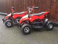 Kids 50cc Dirt Monster Quad LAST ONE XMAS is NEAR!!