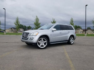 2009 MERCEDES GL550 AMG MINT CONDITION