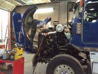 Mécanicien - Camion diésel
