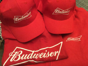 Budweiser clothing