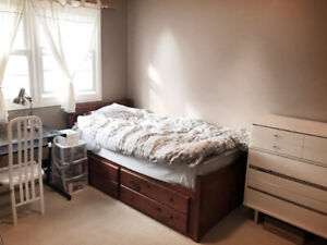 All Inclusive & Furnished Room starting May