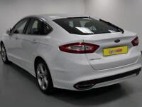 2016 Ford Mondeo 2.0 TDCi 180 Titanium 5dr Powershift Diesel white Automatic