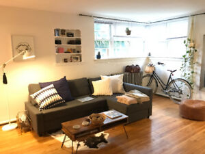 2 Month Sublet in Kitsilano