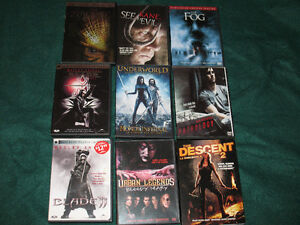 Halloween/horror DVD's...open to offers! London Ontario image 4
