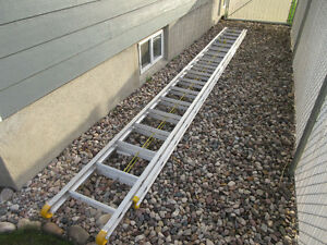 36' Aluminum Extension Ladder
