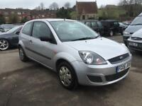Ford Fiesta 1.6 auto Style - 2006 06