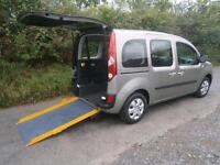 2011 Renault Kangoo 1.6 Expression 5dr WHEELCHAIR ACCESSIBLE VEHICLE 5 door W...