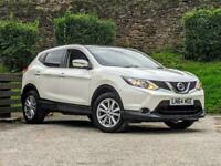 2014 Nissan Qashqai 1.5 dCi Acenta Premium 5dr SUV Diesel Manual