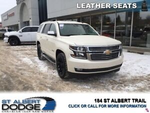 2015 Chevrolet Tahoe LTZ  HEATED LEATHER   BACK CAM   SUNROOF